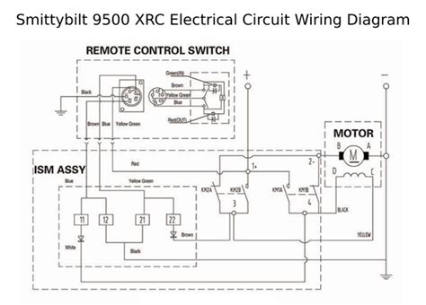 smittybilt xrc winch wiring diagram wiring diagram with