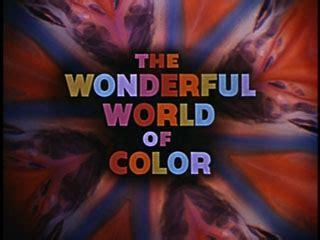 disney s wonderful world of color walt disney anthology series episode list disney wiki