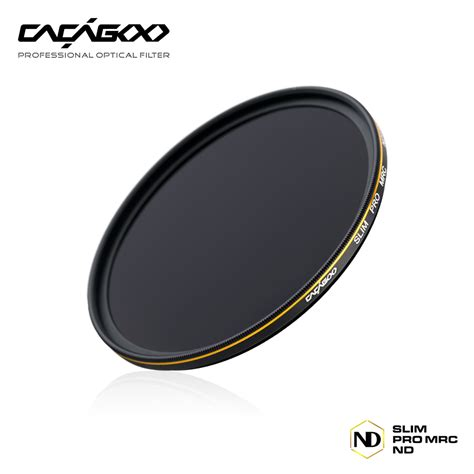 Filter Nd8 82mm cacagoo 82mm nd8 filter neutral density multi coated slim photography filter for nikon canon