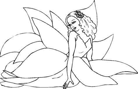 coloring page of fairy fairy coloring pages for adults coloring home