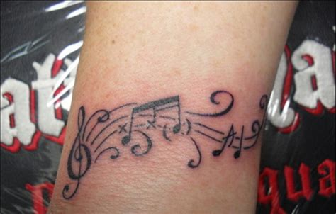 wrist tattoos music 52 tattoos on wrist