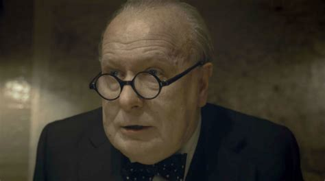 darkest hour sacramento gary oldman s a one man churchill show in darkest hour