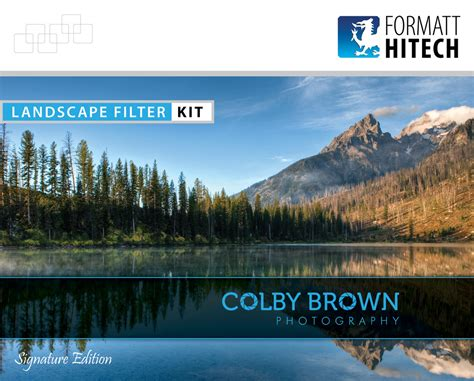 Landscape Photography Filter Kit In Depth Review Of Sony 16 35 F 4 Fe Wide Angle Lens