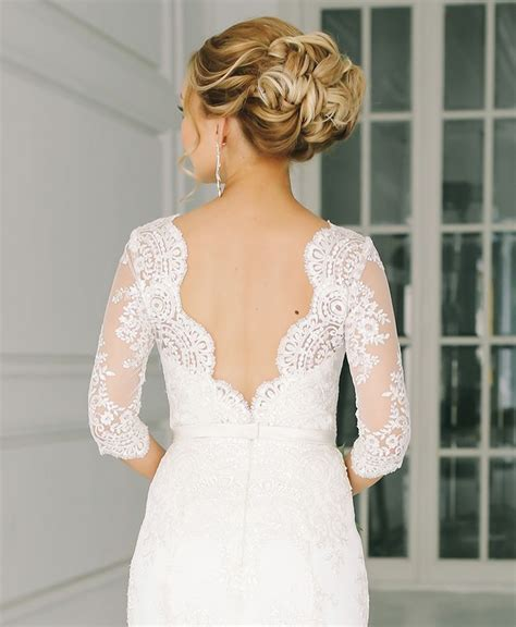 Styleish and Sophisticated Wedding Hairstyles   Ponerse y Coser