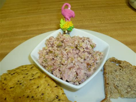 Marilyn Ca Contest 10 Day Giveaway - ham salad