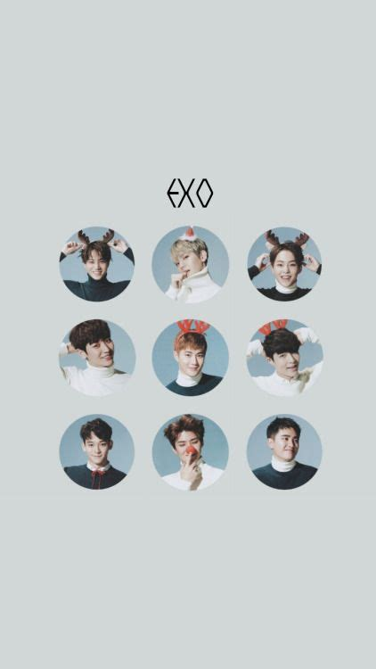 61 best exo images on pinterest wallpaper for phone photo collection exo exo wallpaper
