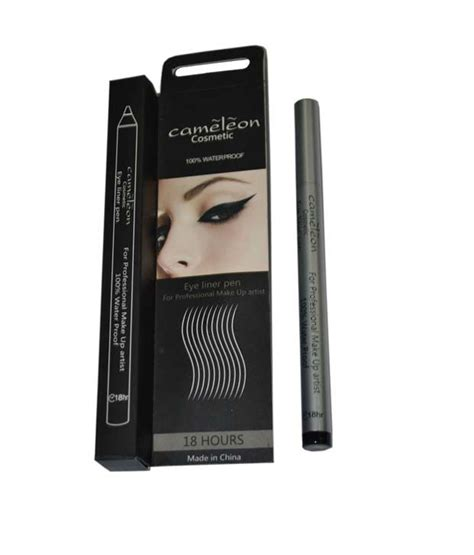 Mascara Eyeliner 2in1 Cameleon 1 cameleon sketch pen eyeliner buy cameleon sketch pen eyeliner at best prices in india snapdeal