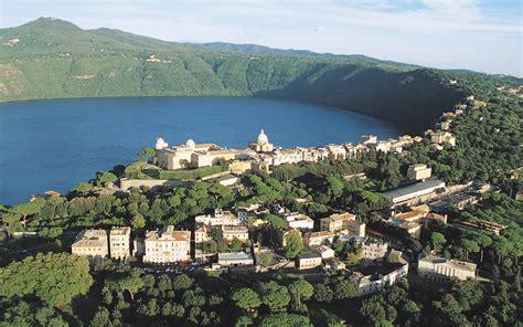La Lago Castel Gandolfo by Seven Top Day Trips From Rome