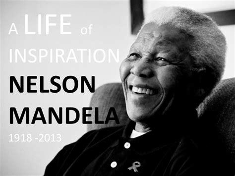 life of nelson mandela video a life of inspiration nelson mandela 1918 2013