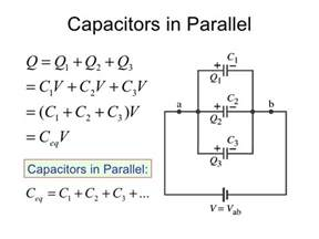 transistor b764 equivalent parallel plate capacitors in series 28 images parallel plate capacitor in physics 28 images