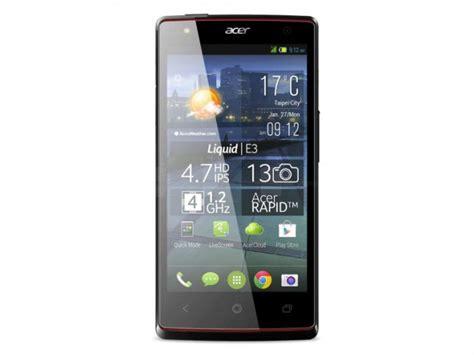 Smartphone Acer Liquid E3 liquid e3 acer bringt mittelklasse smartphone mit