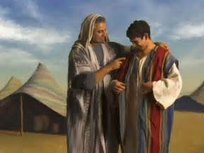 joseph and the coat of many colors portion inheritance two conditions of the human