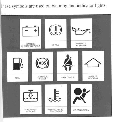 saturn l300 dashboard warning lights warning lights saturnfans photo forums