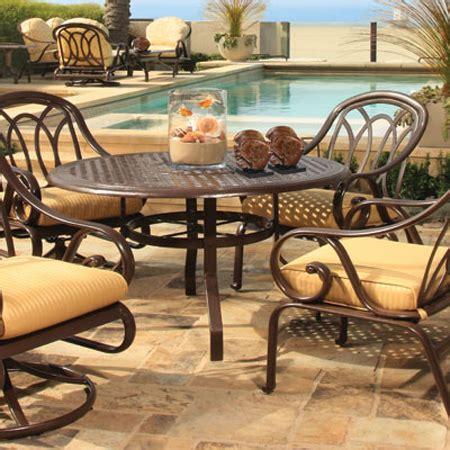 aluminum patio furniture outdoor furniture the patio