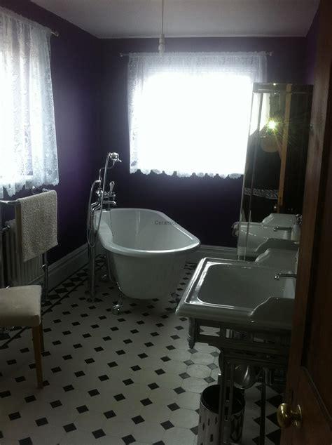 victorian bathroom floor tiling tile restoration