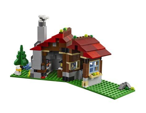 Lego Creator Mountain Hut 31025 lego 31025 lego creator mountain hut καλύβα στο βουνό toymania lego shop