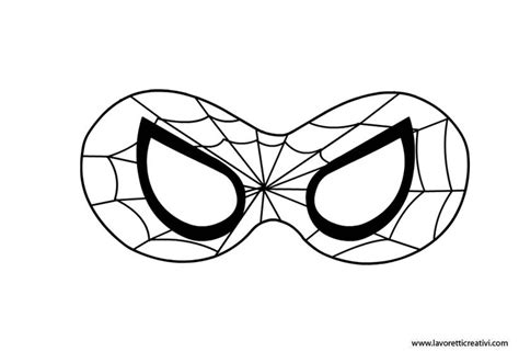 spiderman mask pattern free spiderman mask printable google search party ideas