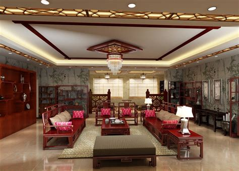 Chinese Traditional House Design Download 3d House