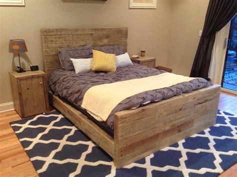 buat lu tidur proyektor sendiri 20 idea perabot bilik tidur menggunakan pallet yang mudah