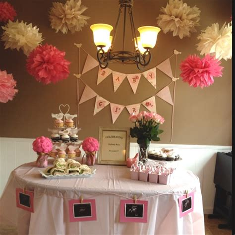 Decoracion Para Baby Shower De Niña by Baby Shower Ni 241 A Decoracion Buscar Con