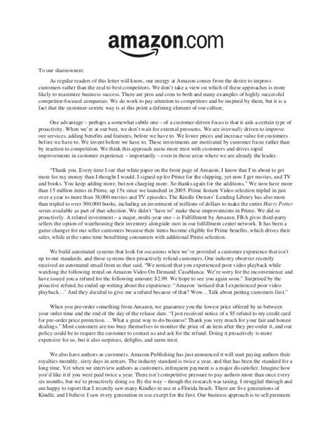 2012 amazon shareholder letter