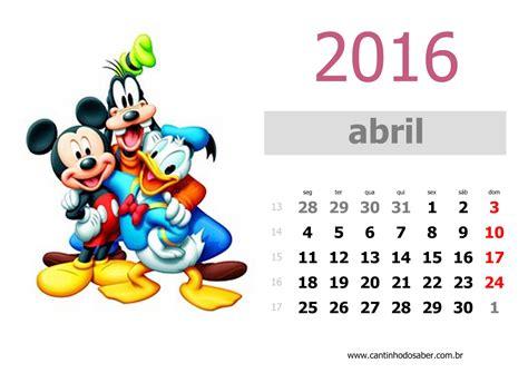 lista dos aposentados de abril de 2016 calend 225 rio 2016 da turma do mickey para imprimir