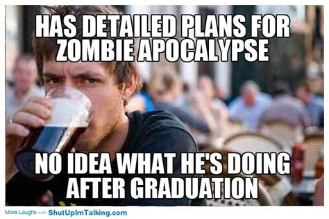 Lazy College Senior Meme - lazy college senior shut up i m talking