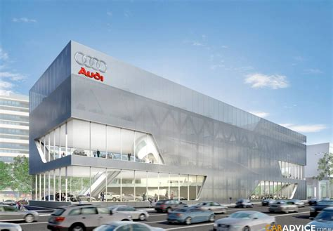 audi showroom audi in 50 million showroom drive photos 1 of 2