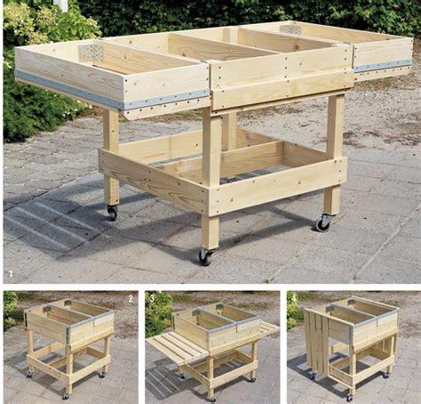 orto sul terrazzo fai da te orto in cassetta come costruire il banchetto fai da te