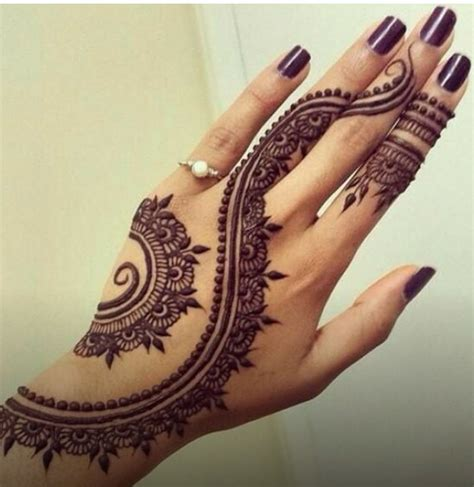 henna hand tattoo tutorial diy mehndi design henna pattern tutorial henna is
