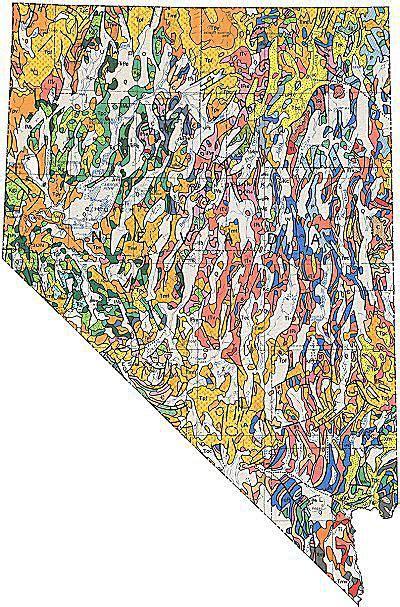 geologic map of united states geologic maps of the 50 united states