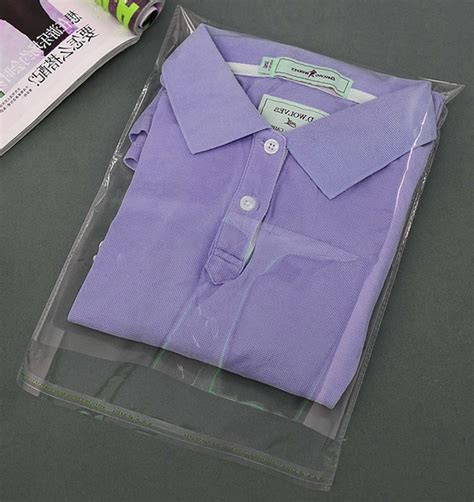 Plastik Opp Baju jual plastik kemasan baju jaket celana jilbab opp perekat