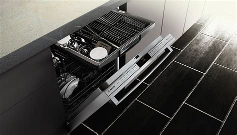 ergonomic design loading the dishwasher a modern