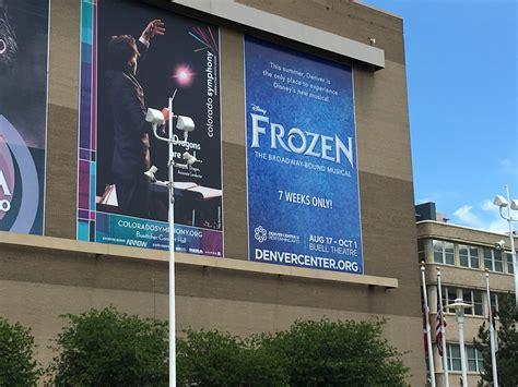 denver theatre frozen dcpa 3 000 new tickets released for denver s pre broadway