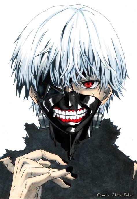 Gantungan Kunci Kaneki Ken Anime Tokyo Ghoul kaneki ken tokyo ghoul by cobraxkinana on deviantart