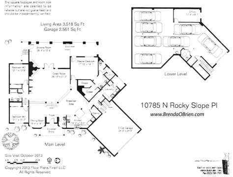 Bc Floor Plans by Canada Hills Estates Floor Plan 3518 Model