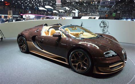 Bugatti Veyron Grand Sport Vitesse A Convertible Driven