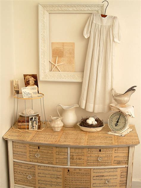 Decoupage Decorating Ideas - 12 new uses for furniture interior design styles and