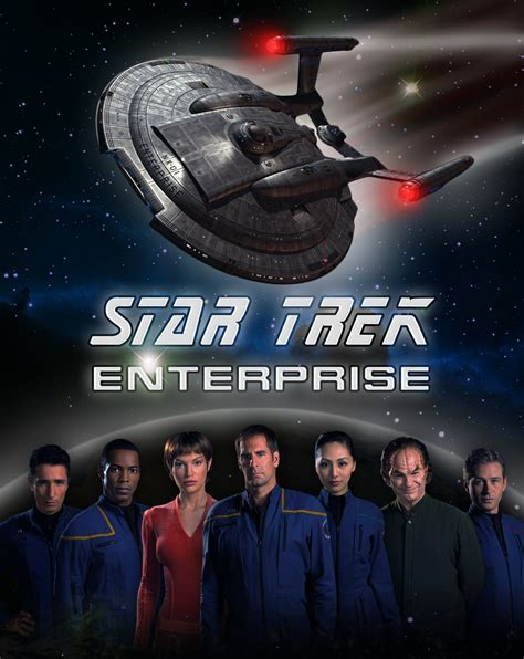 Superstar Series tv series trek enterprise 2001 a great new
