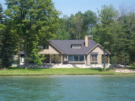 Petoskey Cabin Rentals by Pickerel Lake Custom Home Near Petoskey And Vrbo