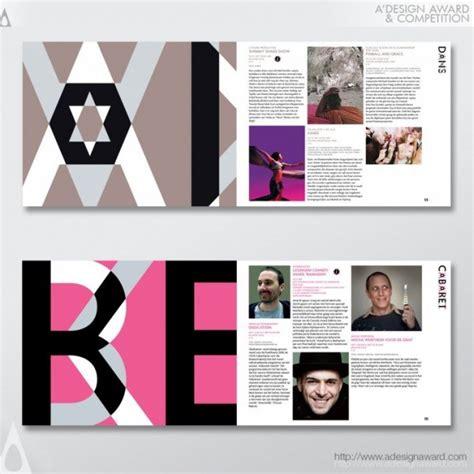 magazine layout design awards award winning utrecht city theatre corporate identity