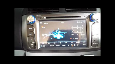 Format Dvd Player Kereta | perodua alza dynavin dvd player 8 quot youtube
