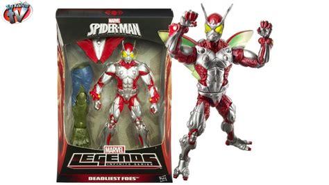 marvel legends infinite series spider deadliest foes