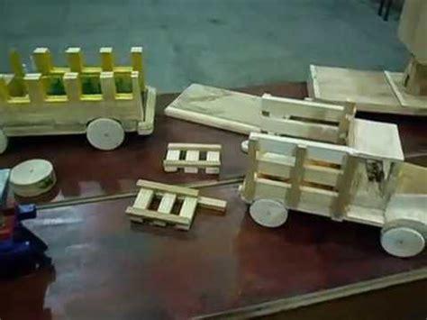 trabajos manuales en madera