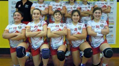 vas grosseto volley giovanile debutto vincente per le pallavoliste
