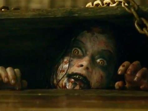 New Movie Evil Dead Trailer | evil dead trailer with bits of new footage geektyrant