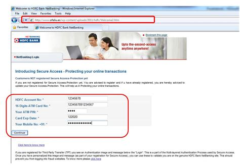 official website of hdfc bank netbanking anand s hdfc bank customers beware of the