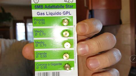 ugelli piano cottura cambiare gli ugelli piano cottura da gas metano a gpl