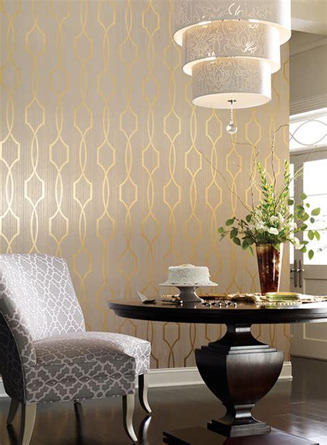 grey wallpaper front room papel tapiz