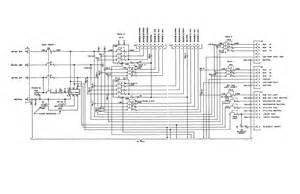 figure fo 6 power distribution panel schematic wiring diagram sheet 1 of 2